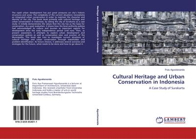 Cultural Heritage and Urban Conservation in Indonesia