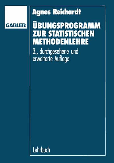 Übungsprogramm zur statistischen Methodenlehre