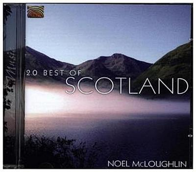 20 Best Of Scotland, 1 Audio-CD