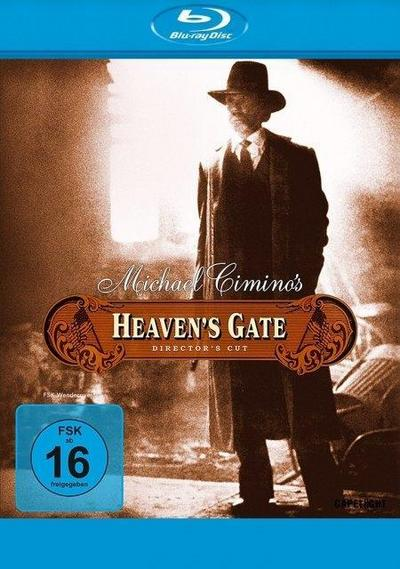 Heaven's Gate - Director's Cut (Blu-Ray)