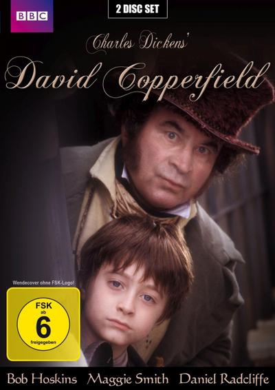 David Copperfield (1999), 2 DVDs