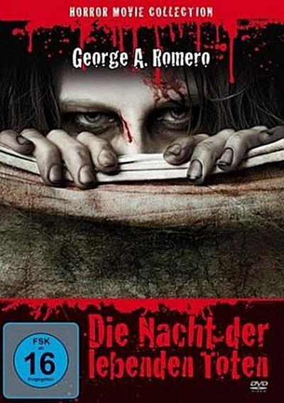 Die Nacht der lebenden Toten, DVD