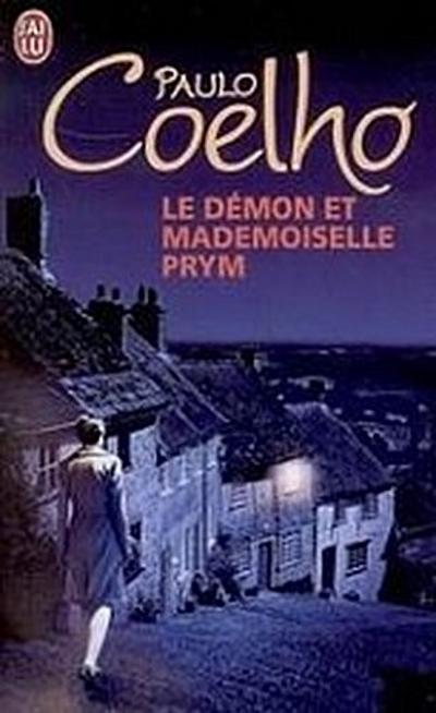 Le démon et mademoiselle Prym. Der Dämon und Fräulein Prym, französische Ausgabe