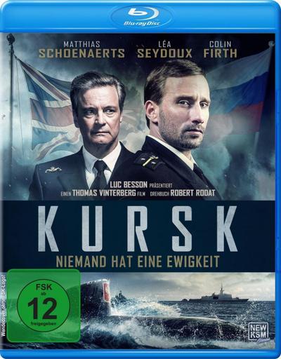 Kursk. Blu-ray
