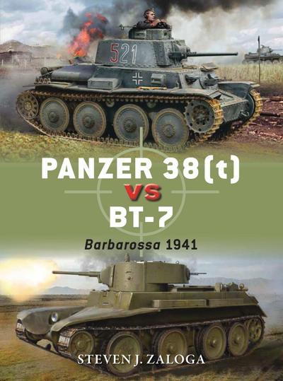 Panzer 38(t) vs BT-7