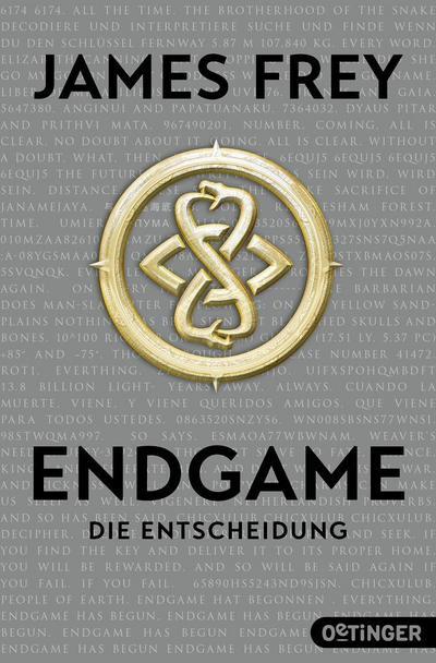 Endgame 03. Die Entscheidung