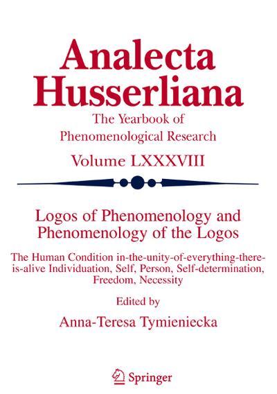 Logos of Phenomenology and Phenomenology of the Logos 1