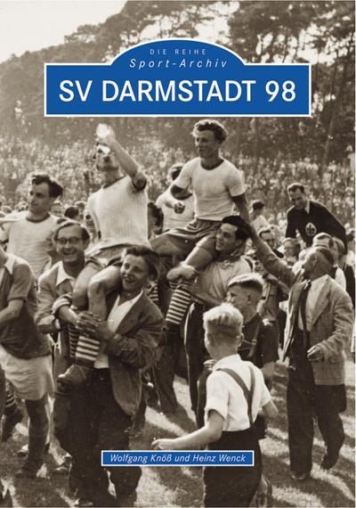 SV Darmstadt 98; Sportarchiv; Deutsch; 200 schw.-w. Fotos