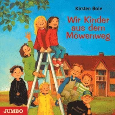 Wir Kinder aus dem Möwenweg, Cassetten, Folge.2, 1 Cassette [Audiobook] (Hörkassette)