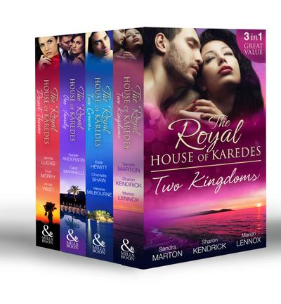 Royal House Of Karedes Collection Books 1-12 (Mills & Boon e-Book Collections)