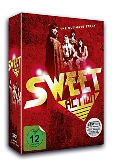 Action! The Ultimate Story (Dvd Action-Pack)