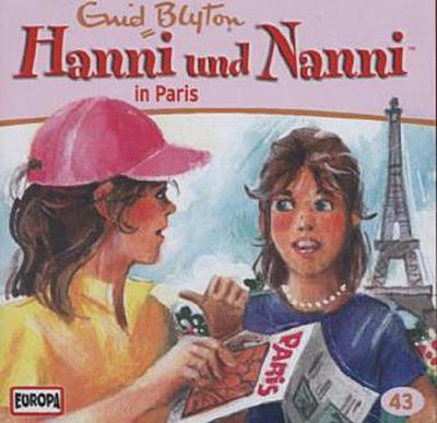 43/Hanni und Nanni in Paris