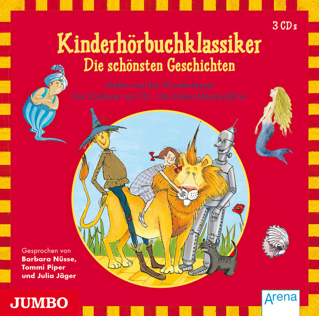 Kinderhörbuchklassiker. Die schönsten Geschichten Barbara Nüsse