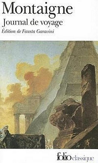 Journal de voyage (Collection Folio)