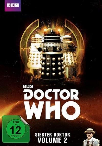 Doctor Who - Siebter Doktor - Volume 2
