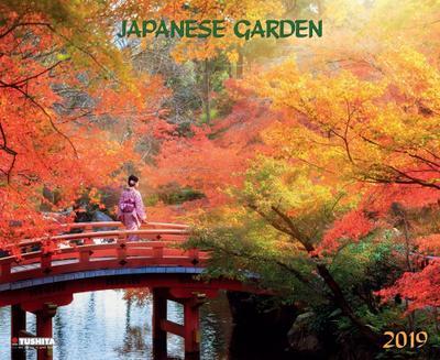 Japanese Garden 2019: Kalender 2019 (Decor Calendars 55x45cm) - Tushita - Kalender, Deutsch| Englisch| Französisch| Italienisch| Portugiesisch| Russisch| Spanisch| Japanisch, Tushita, ,