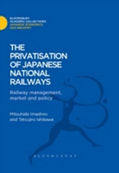 Privatisation of Japanese National Railways