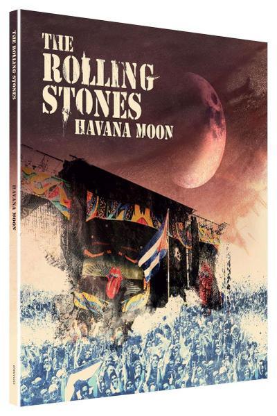 Havana Moon (Limited DVD + Blu-ray + 2 CD Set)