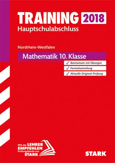Training Hauptschulabschluss NRW - Mathematik