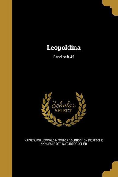 GER-LEOPOLDINA BAND HEFT 45
