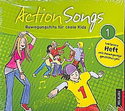 Action Songs. Audio-CD 1