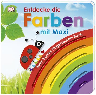 Entdecke die Farben mit Maxi