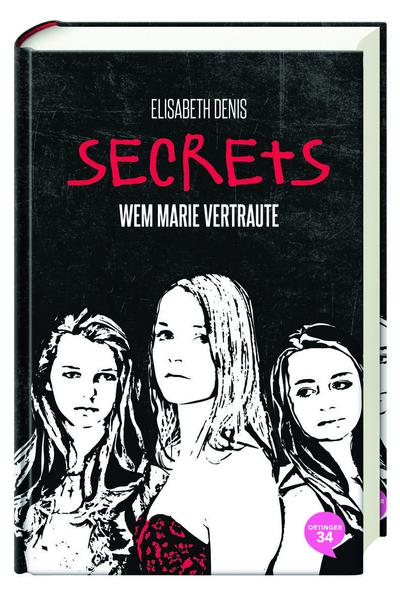 Secrets. Wem Marie vertraute; Band 2; Deutsch
