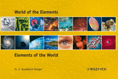 World of the Elements. Elements of the World
