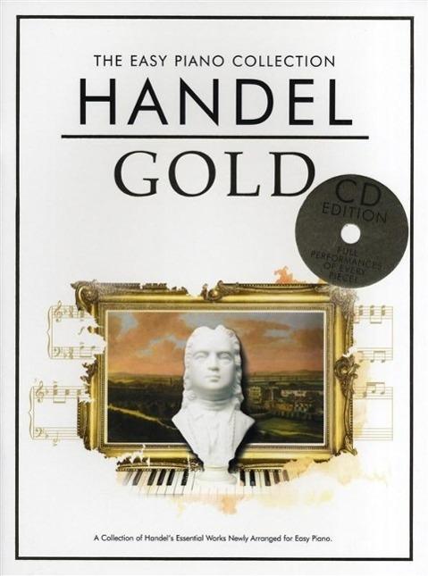 THE EASY PIANO COLLECTION JOPLIN GOLD EASY PIANO BOOK/CD