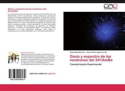 Dosis y espectro de los neutrones del 241AmBe