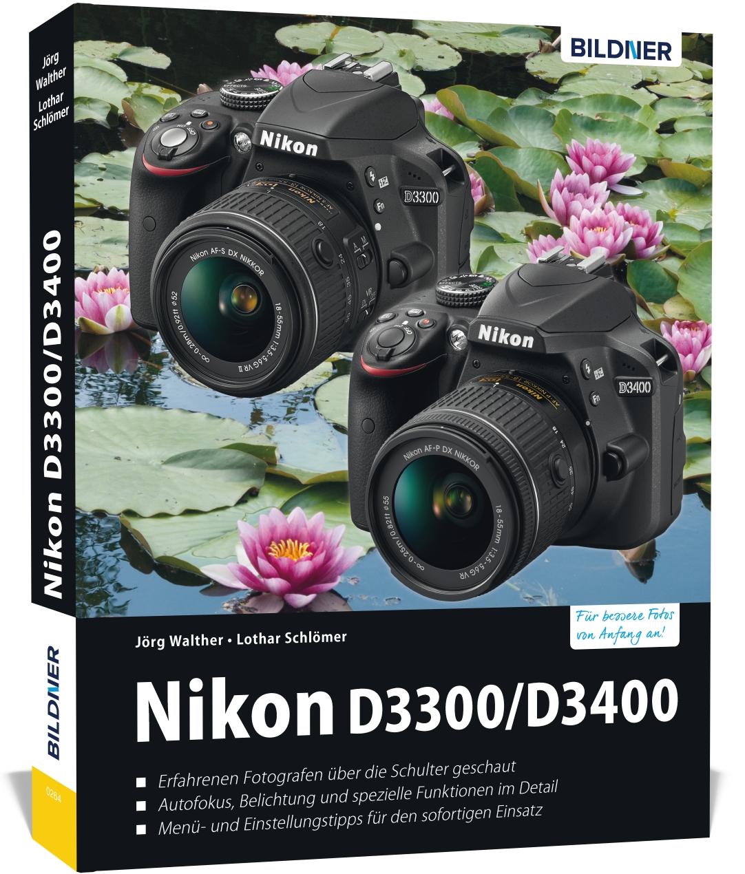 Nikon D3300 / D3400 Lothar Schlömer