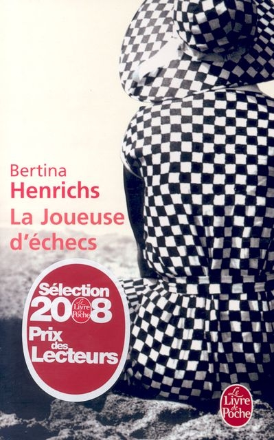 La joueuse d' échecs Bertina Henrichs