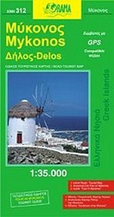 Mykonos 1 : 35 000