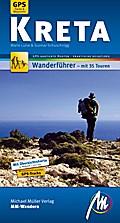 Kreta MM-Wandern: Wanderführer mit GPS-kartie ...