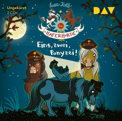 Die Haferhorde 11: Eins, zwei, Ponyzei!