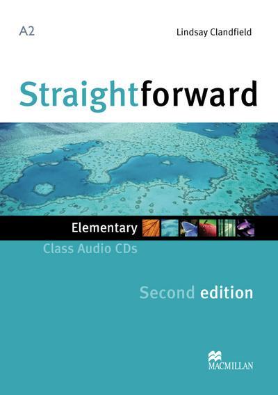 Straightforward. Elementary. Audio-CDs