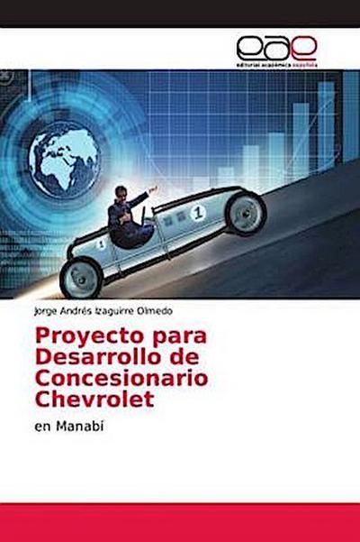 Proyecto para Desarrollo de Concesionario Chevrolet