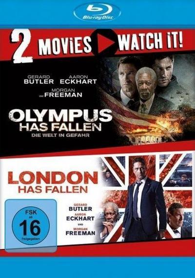 Olympus Has Fallen & London Has Fallen
