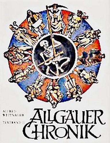 Allgäuer Chronik Alfred Weitnauer