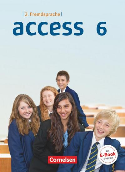 Access - Englisch als 2. Fremdsprache / Band 1 - Schülerbuch