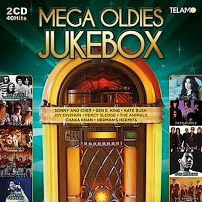Mega Oldies Jukebox