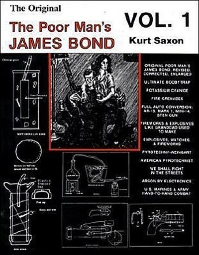 The Original Poor Man's James Bond: Volume 1