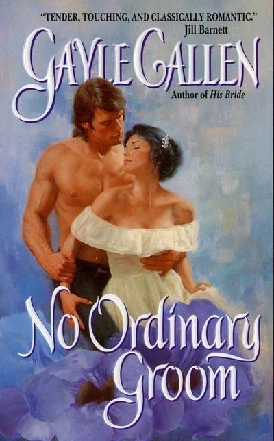 No Ordinary Groom