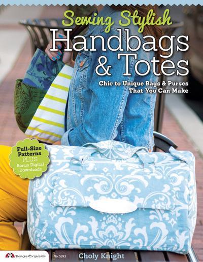 Sewing Stylish Handbags & Totes