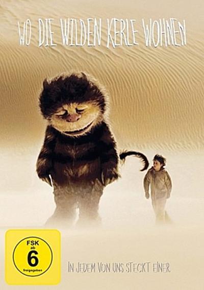 Wo die wilden Kerle wohnen, 1 DVD