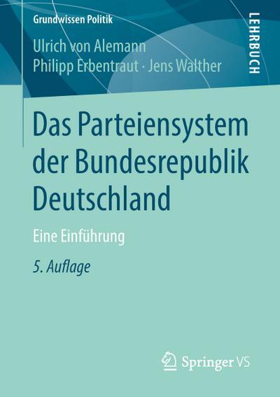 Das Parteiensystem derBundesrepublik Deutschland