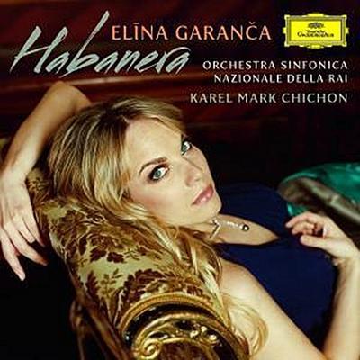 Elina Garanca - Habanera, 1 Audio-CD