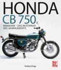 Honda CB 750: Nanahan - Das Motorrad des Jahr ...