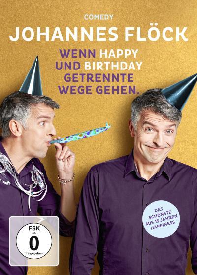 Wenn Happy und Birthday getrennte Wege gehen, 1 DVD