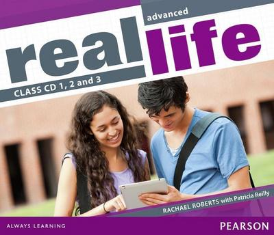Real Life Global Advanced Class CDs 1-3
